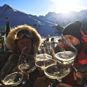 Happy New Year @Mountain Vip Club Ischgl!