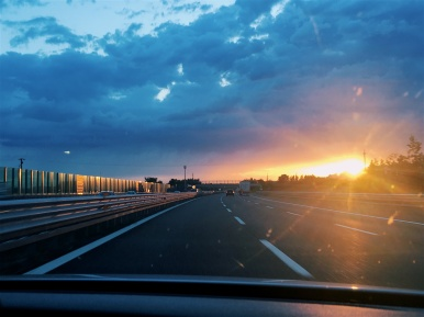 Italian roads are love