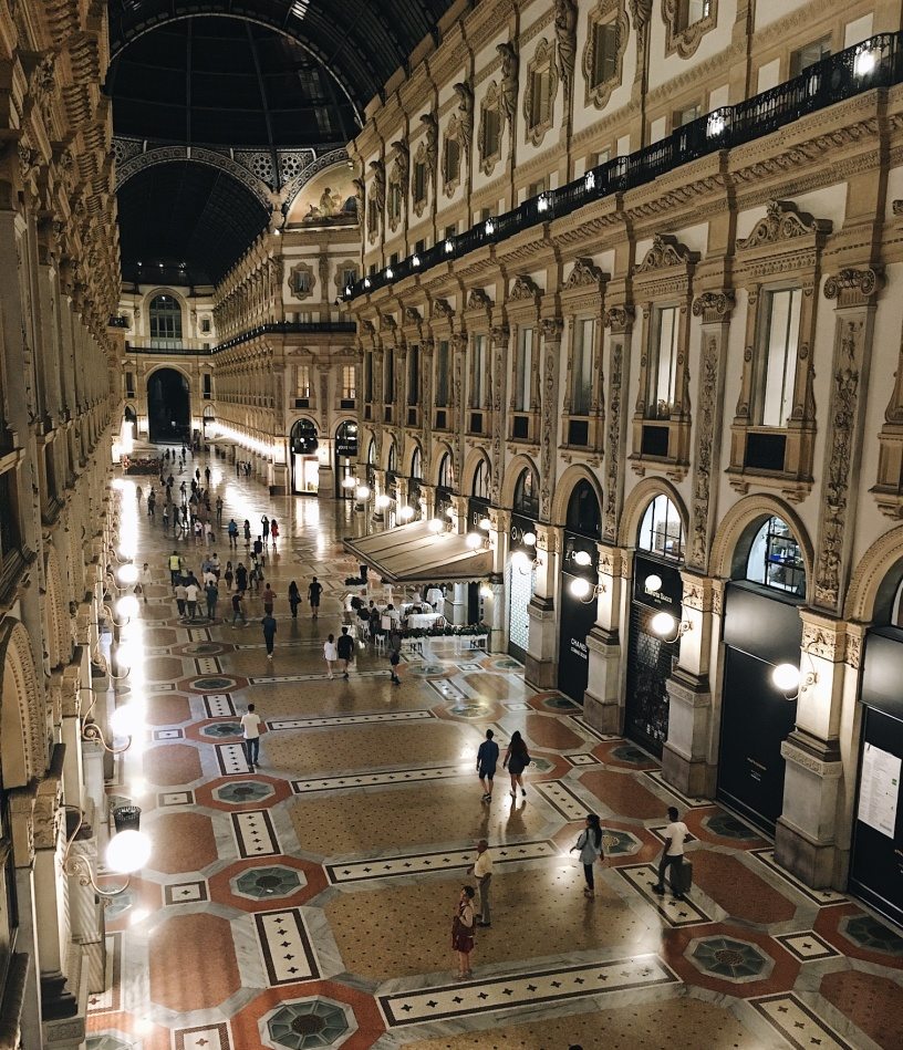 Galleria Vittorio Emanuele is love