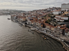 the view on Ribeira district