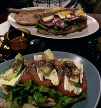 that sandwich @A Sandeira!