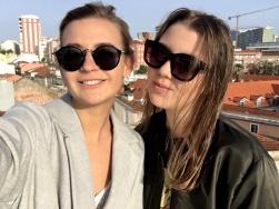 São Bento hostel rooftop