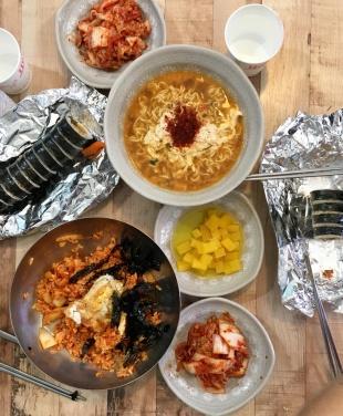 best hangover breakfast, get ready to burn!