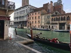 are gondoliers even human?