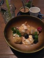 Subzero:...and tempura bananas?