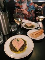 foie gras @Chez la Vieille
