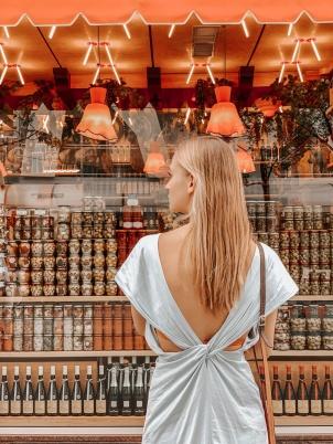 Sabbiadoro gourmet boutiques